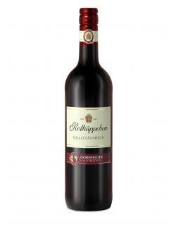 Rotkäppchen Dornfelder Rotwein halbtrocken  (750 ml) - 4014741380211