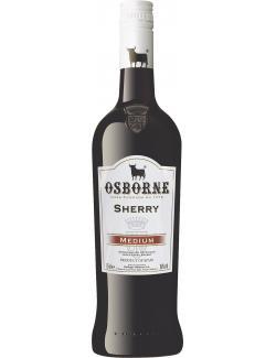 Osborne Sherry Medium  (750 ml) - 8410337046039