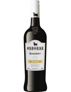 Osborne Sherry Fino  (750 ml) - 8410337047036