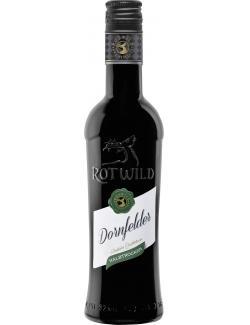 Peter Mertes Rotwild Dornfelder halbtrocken  (250 ml) - 4003301025952