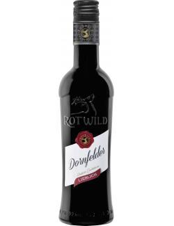 Peter Mertes Rotwild Dornfelder lieblich  (250 ml) - 4003301033506