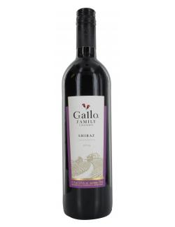 Gallo Family Vineyards Shiraz trocken  (750 ml) - 85000010846