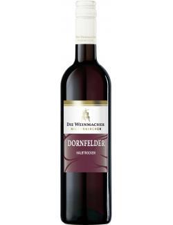 Niederkirchener Weinmacher Dornfelder halbtrocken  (750 ml) - 4002958655161