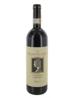 Geografico Chianti Classico Contessa Di Radda  (750 ml) - 8000757000706