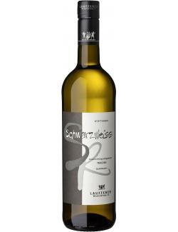 Lauffener Schwarz Weiss trocken  (750 ml) - 4005670251017