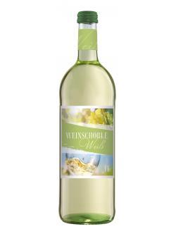 Weinkellerei Einig-Zenzen Weinschorle weiß fruchtig-spritzig  (1 l) - 4008005050071