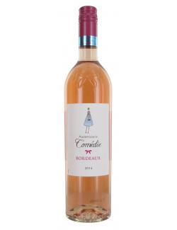 Mademoiselle Comédie Bordeaux  (750 ml) - 3500610070921