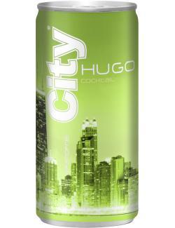 Peter Mertes City Hugo  (200 ml) - 4003301058264