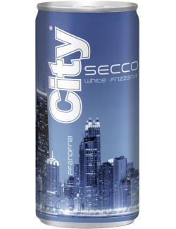 Peter Mertes City Secco white frizzante  (200 ml) - 4003301062100