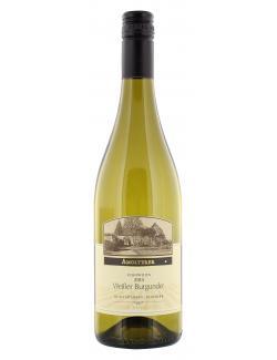 Amolterer Vulkanfelsen Weißer Burgunder feinherb  (750 ml) - 4006861850934