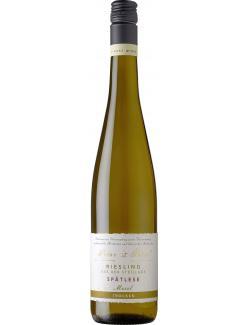 Peter & Peter Riesling Spätlese Weißwein trocken  (750 ml) - 4006542067620