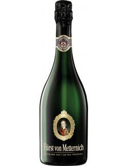 Fürst von Metternich Riesling Sekt extra trocken  (750 ml) - 4003310113602