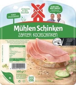 Rügenwalder Mühle Mühlen Schinken zarter Kochschinken  (100 g) - 4000405002421