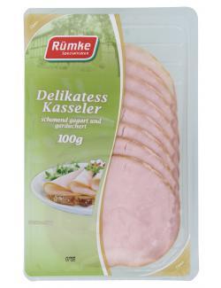 Rümke Delikatess Kasseler  (100 g) - 4005097252505