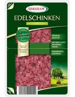 Abraham Edelschinken gewürfelt  (2 x 100 g) - 4002039130556