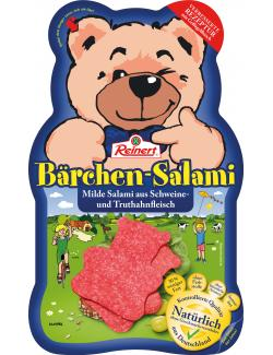 Reinert Bärchen-Salami  (90 g) - 4006229709218
