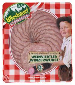 Wiesbauer Weinviertler Winzerwurst  (80 g) - 9002668512094