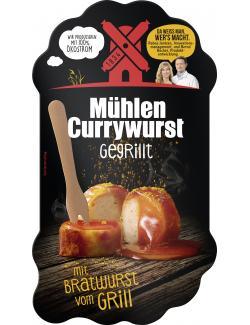 Rügenwalder Mühle Mühlen Currywurst gegrillt  (220 g) - 4000405002568