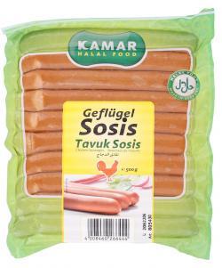 Kamar Geflügelwürstchen  (500 g) - 2000432820878