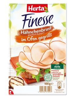 Herta Finesse Hähnchenbrust gegrillt  (100 g) - 4000582370993