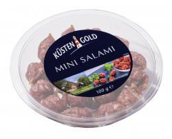 Küstengold Mini Salami  (100 g) - 4250426215199