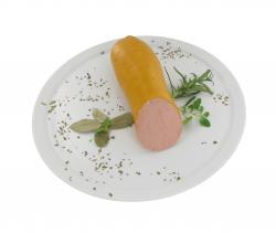 Goldschmaus Natur Gutsleberwurst fein  - 2000437098715