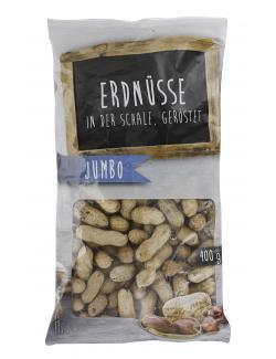 Die Leckeren Erdnüsse  (400 g) - 4038934505083