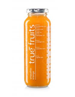True fruits Smoothie orange  (250 ml) - 4260122390496