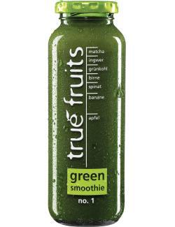True fruits Smoothie green  (250 ml) - 4260122390892