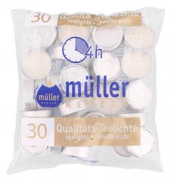 Müller-Kerzen Teelichter  - 4009078520331