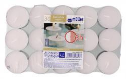 Müller-Kerzen Teelichte  (30 St.) - 4009078288187