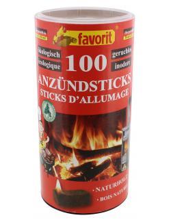 Favorit Anzündsticks  - 4006822112576