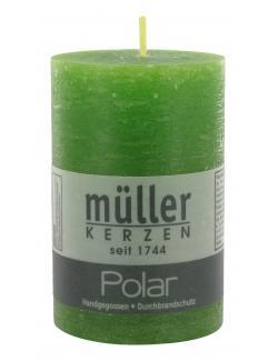 Müller-Kerzen Polar Stumpenkerze kiefer  (1 St.) - 4009078501910