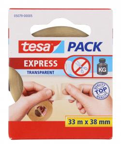 Tesa Pack Express transparent  (1 St.) - 4042448085764