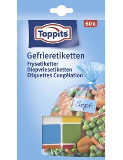 Toppits Gefrieretiketten  (60 St.) - 4006508100897