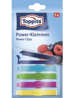 Toppits Power-Klemmen  (5 St.) - 4006508127214