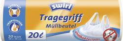 Swirl Tragegriff Müllbeutel 20 Liter  (20 St.) - 4006508122066
