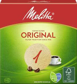 Melitta Kaffeerundfilter  (100 St.) - 4006508126040