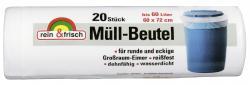 Rein & Frisch Müll-Beutel 60 Liter  (20 St.) - 4007519055282