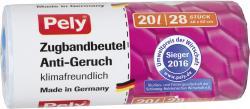 Pely Clean Zugband-Müllbeutel 20 Liter  (28 St.) - 4007519085104