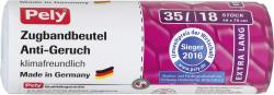 Pely Clean Zugband Müllbeutel extra lang 35 Liter  (18 St.) - 4007519085142