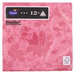Duni Servietten Dunilin 40x40cm Venezia Rose  (1 St.) - 7321011674138