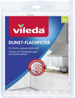 Vileda Dunst-Flachfilter mit Farb-Wechselanzeige  (2 St.) - 4003790014468