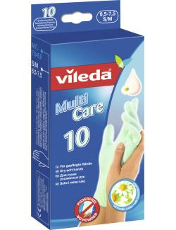 Vileda Multi Care Einmalhandschuh + Creme S/M  (10 St.) - 4003790006944