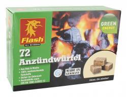 Flash Anzündwürfel  (1 St.) - 4007467903611