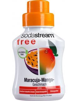 Soda Stream Free Getränkesirup Maracuja-Mango  (375 ml) - 8718692611160