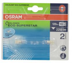 Osram Halogen Eco Superstar 120W 230V R7s  - 4008321928931