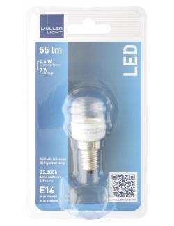 Müller Licht Leuchtmittel LED 0,6W E14 warmweiß  (1 St.) - 4018412022707