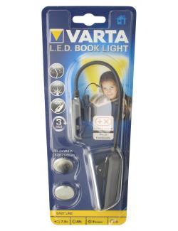 Varta LED Book Light  (1 St.) - 4008496772599