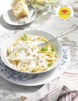 Set: Maggi fix & frisch Spaghetti alla Carbonara  - 2145300000658